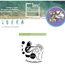 La Consejería de Coordinación y Medio Ambiente colabora con la Asociación Melillense de Submarinismo en la recogida de basura dentro del PROYECTO LIBERA.