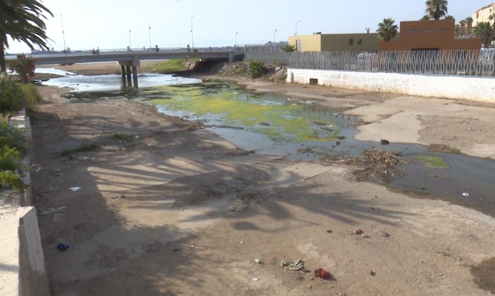 Comienza la renovación de la desembocadura del Río de Oro