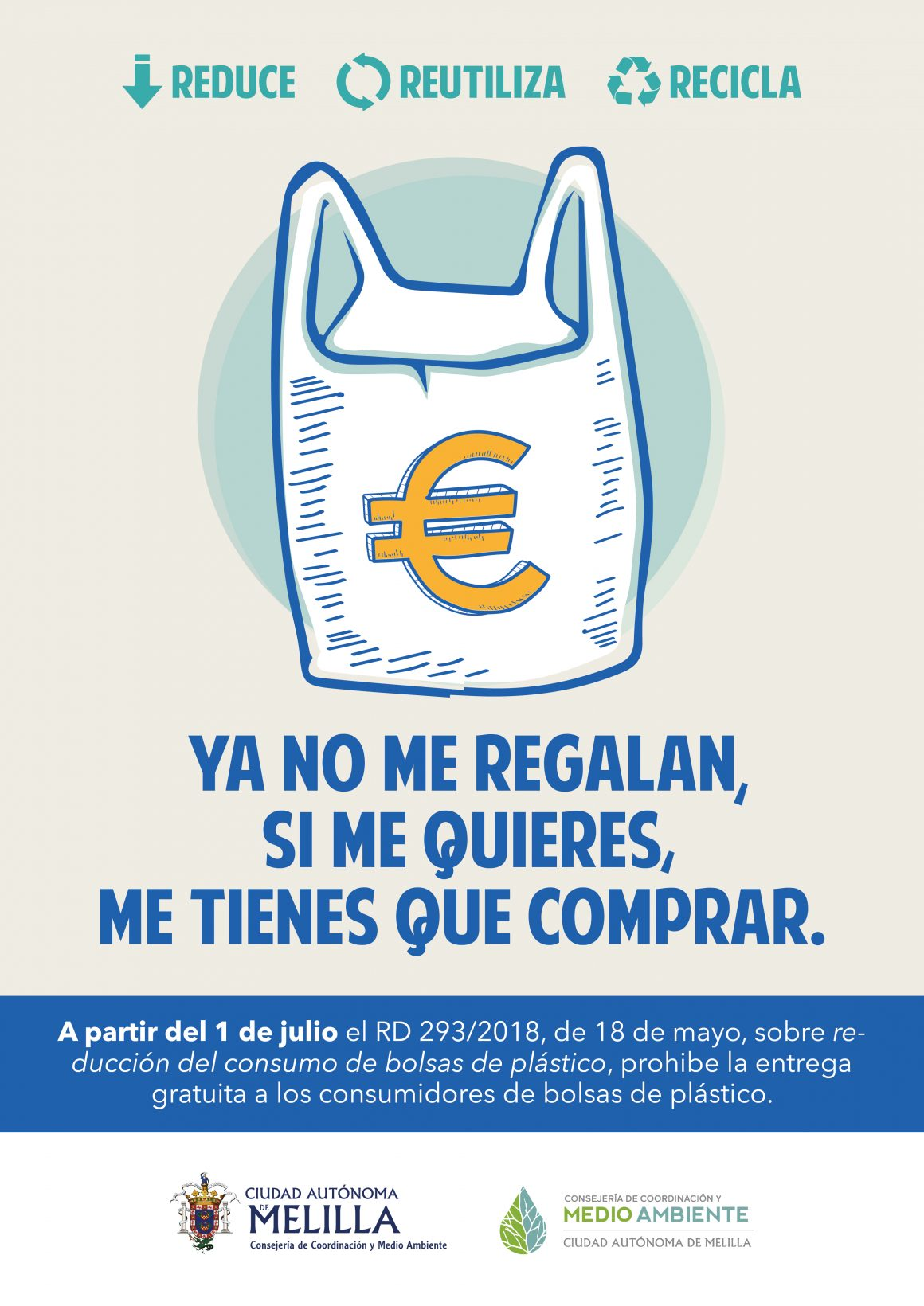 Campaña No Más Bolsas de Plástico