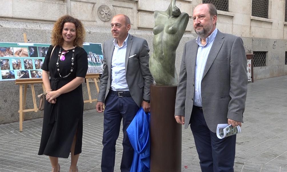 La Ciudad destina 46.000 euros en restaurar 10 esculturas de Mustafa Arruf