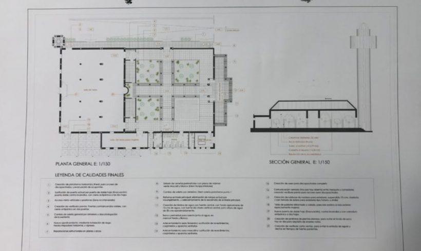 La Ciudad invertirá más de 100.000 euros en la mejora de la zona edificada del cementerio musulmán - alt