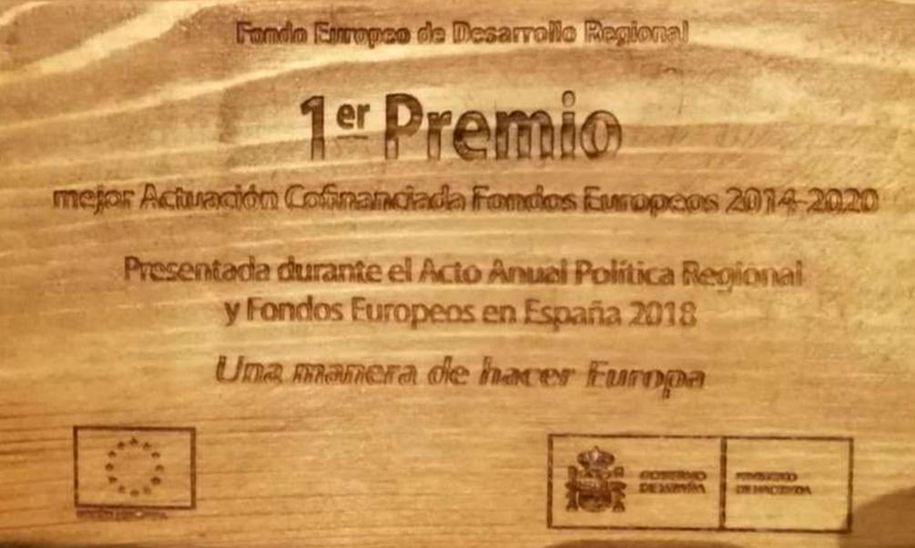 Reconocimiento nacional para el proyecto Caminos Escolares Melilla