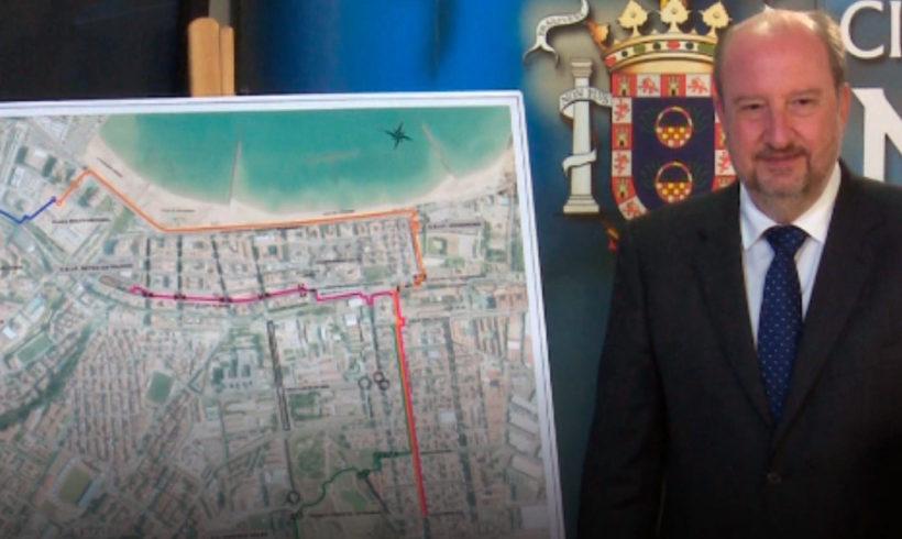 El camino escolar del CEIP Anselmo Pardo será realidad en tres meses