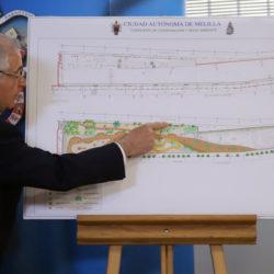 La Ciudad presenta la renovación del Parque Lobera y la reordenación de Altos de la Vía