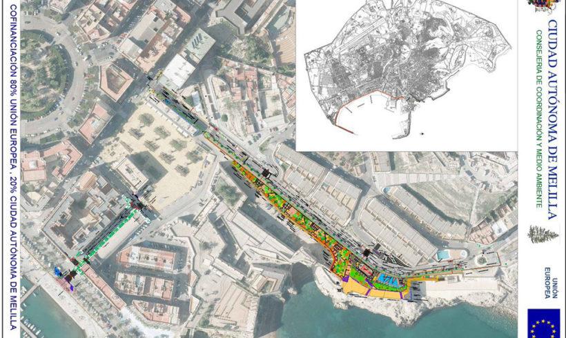 Comienzan las obras para unir los dos paseos marítimos de la ciudad