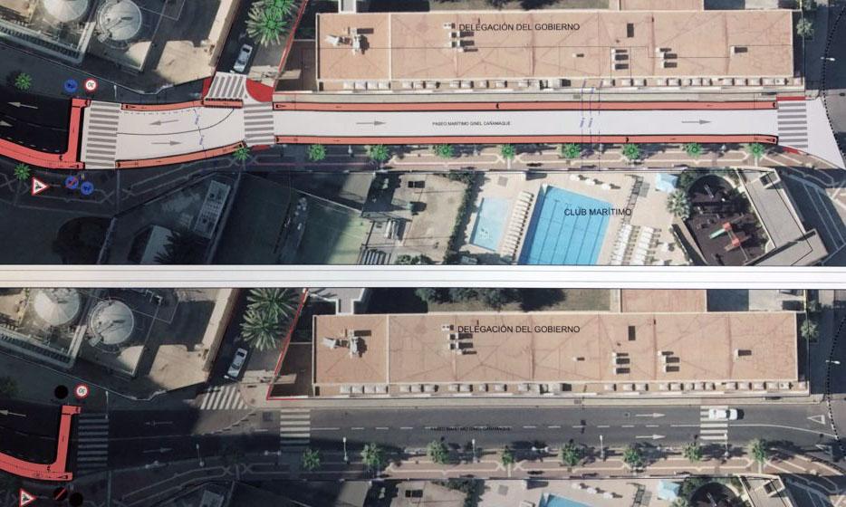 La Consejería contempla dos nuevos tramos del carril bici