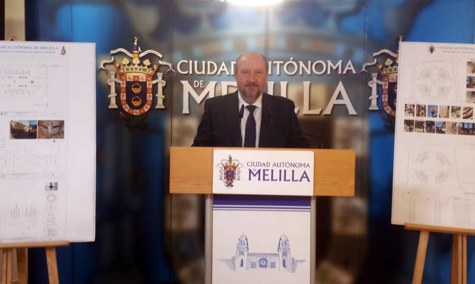 Medio Ambiente renovará las plazas Menéndez Pelayo y de la Aviación Española