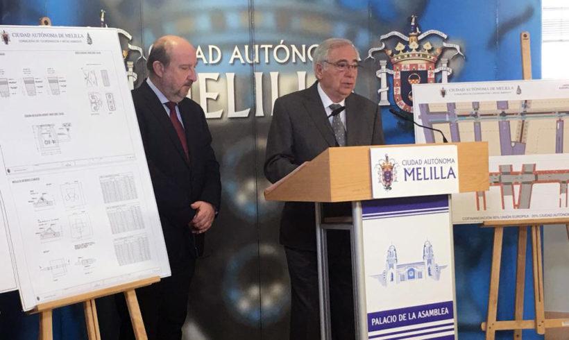 Medio Ambiente envía a Contratación la nueva ordenación de la Calle Marqués de los Vélez