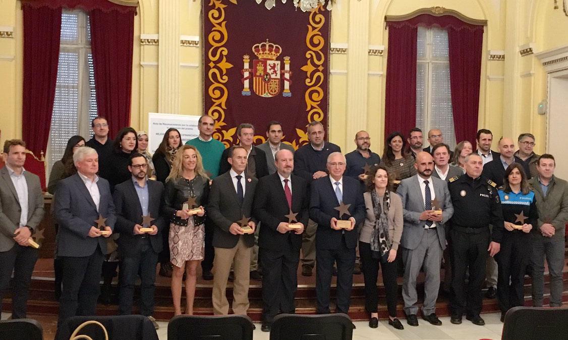 Europa pone en valor los caminos escolares de Melilla