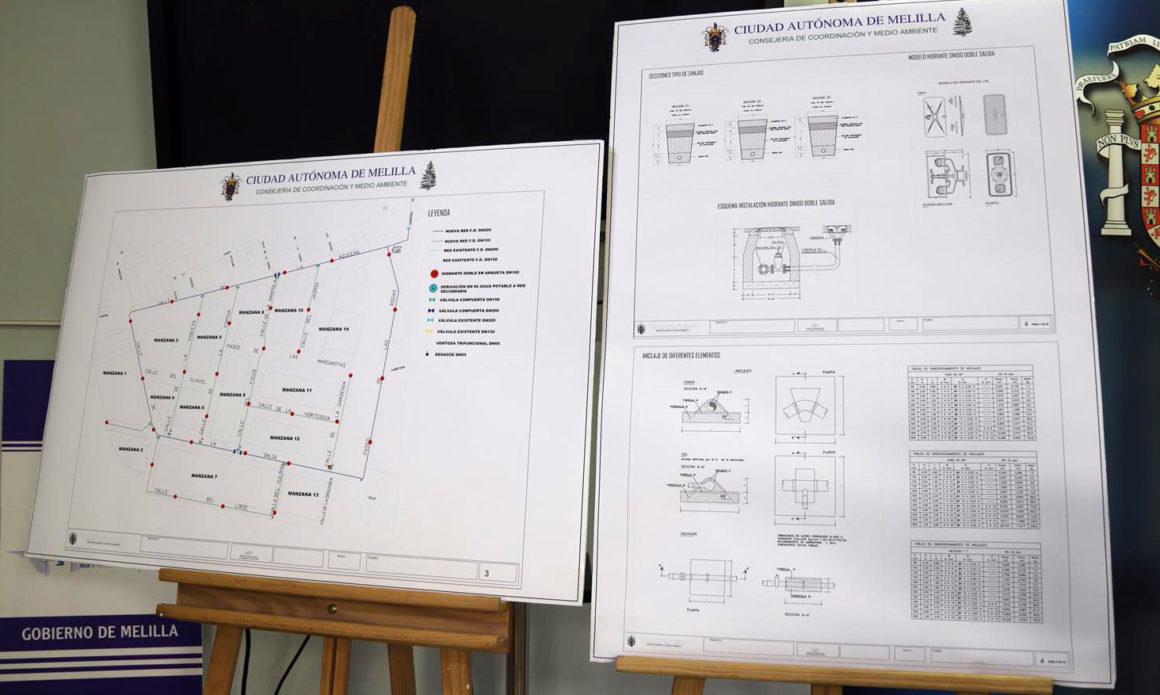 La nueva red contra incendios del Polígono del Sepes costará 946.000 euros