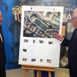 Medio Ambiente invierte 350.000 euros en la renovación del campo de fútbol del Tesorillo