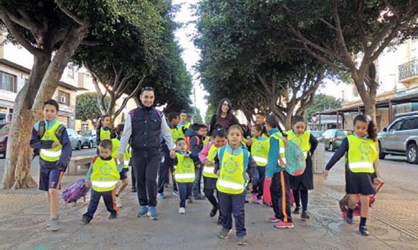 Mañana se celebra un acto para reconocer la labor de concienciación de los colegios Hipódromo y Enrique Soler
