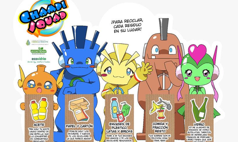 La campaña 'Melilla recicla' llega a los centros escolares