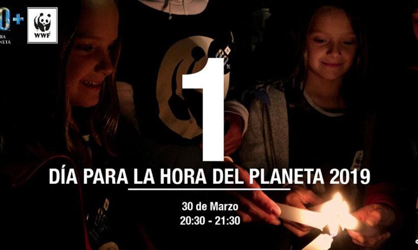 Melilla se suma este sábado a la Hora del Planeta