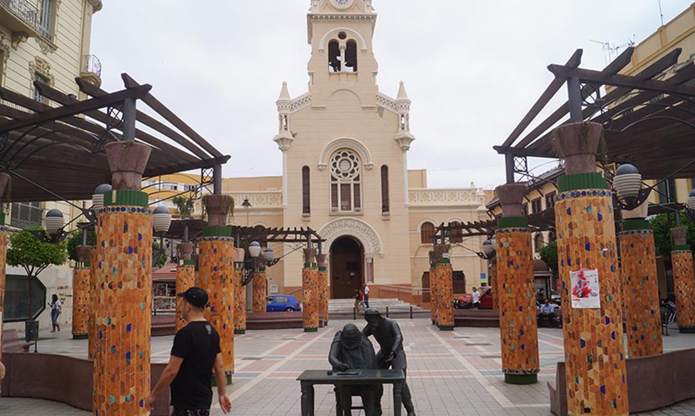 La renovación de la Plaza Menéndez Pelayo durará tres meses