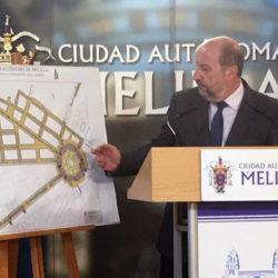 Las calles entre la Avenida Juan Carlos I y la Calle General Marina serán peatonales