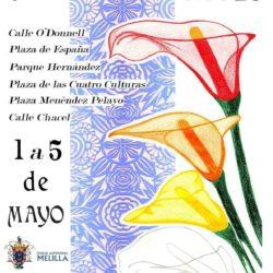 'Melilla en flor' se celebrará del 1 al 5 de mayo