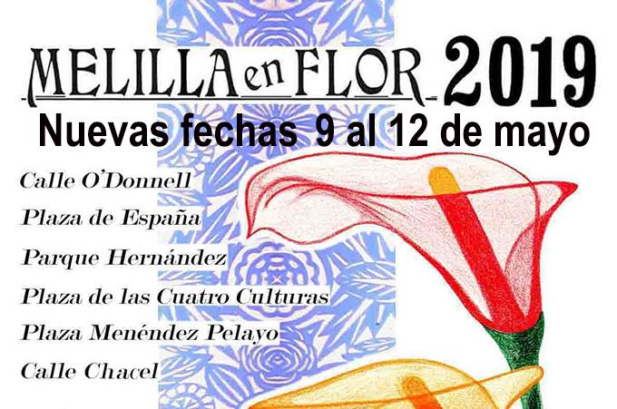 El Jardín de los Deseos de 'Melilla en flor' reunirá a 600 alumnos de Infantil y Primaria