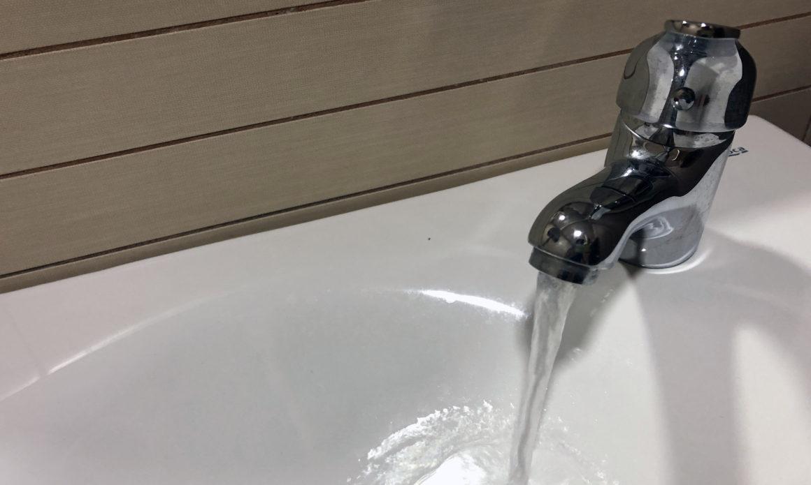 Información de servicio: interrupción del suministro de agua potable
