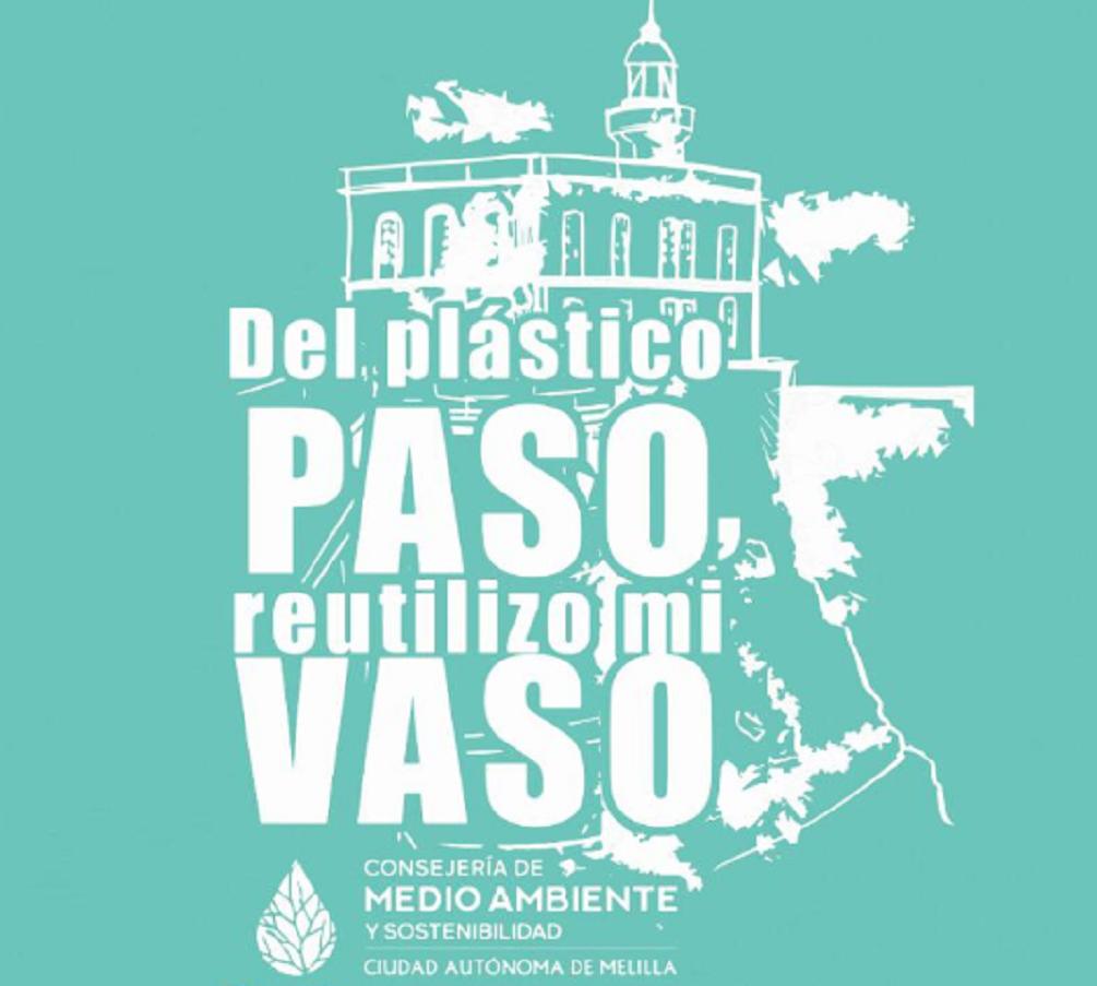 Medio Ambiente apuesta esta Feria por la reutilización de vasos y el autobús búho