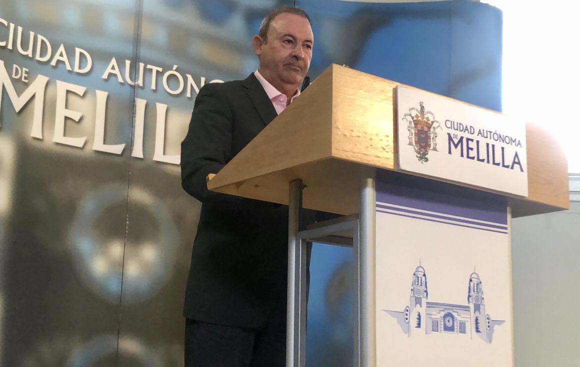 Melilla recibirá 2,6 millones de euros de Fondos FEDER para favorecer el paso a una economía baja en carbono