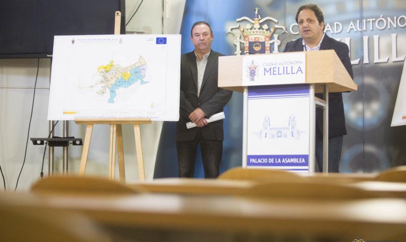 La Consejería y la Confederación Hidrográfica del Guadalquivir renovarán íntegramente la red de distribución de agua de la ciudad