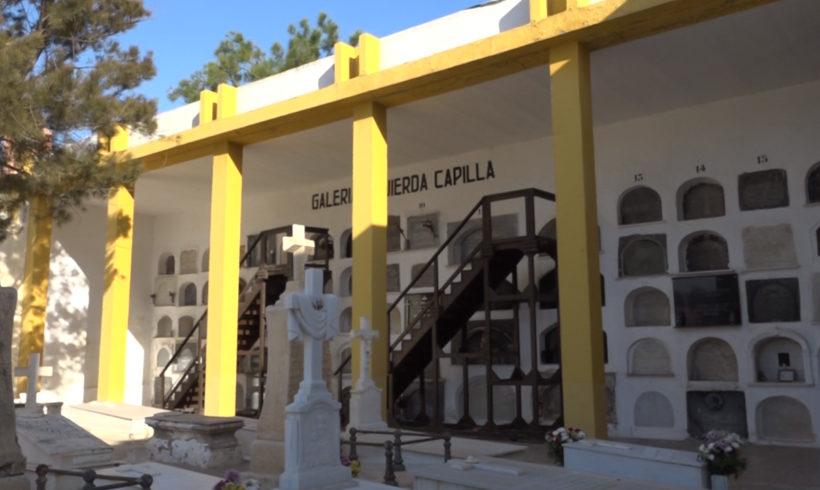 Averiado uno de los tres quemadores del crematorio del Cementerio de La Purísima