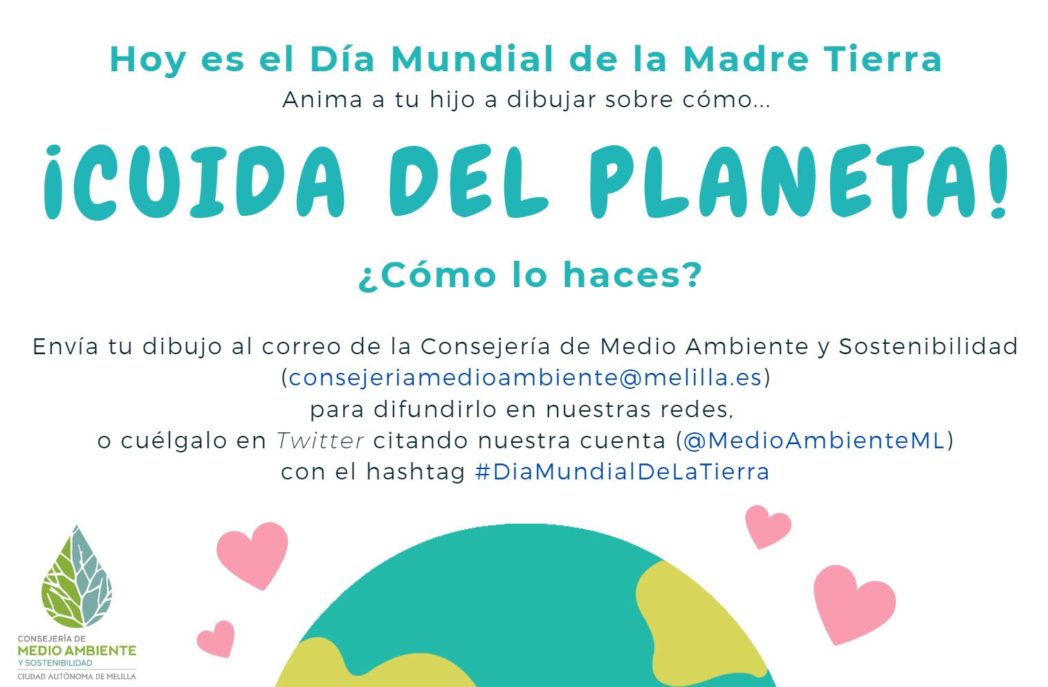 Día Mundial Madre Tierra