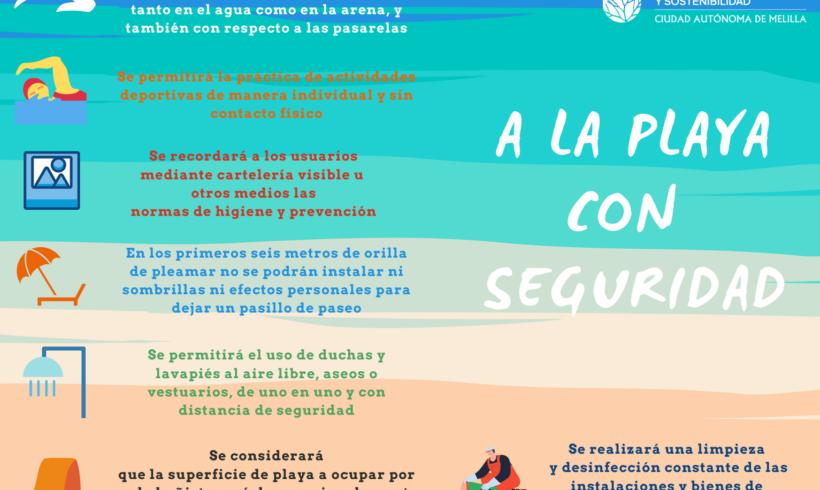 La Consejería de Medio Ambiente y Sostenibilidad presenta el Plan de Playas 2020 a la Delegación de Gobierno