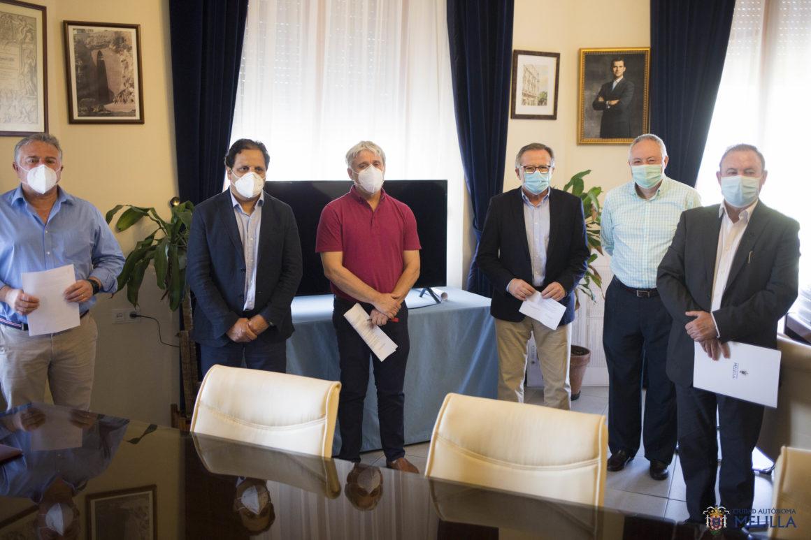 Medio Ambiente firma el acuerdo de colaboración con la COA