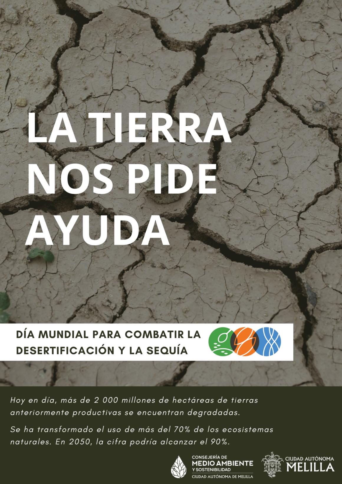 Día Mundial para combatir la Desertificación y la Sequía