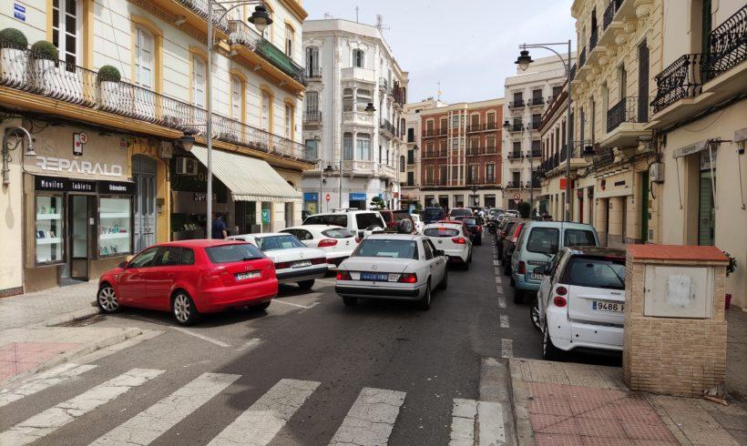 El peatón también ganará más espacio en la Calle General Pareja