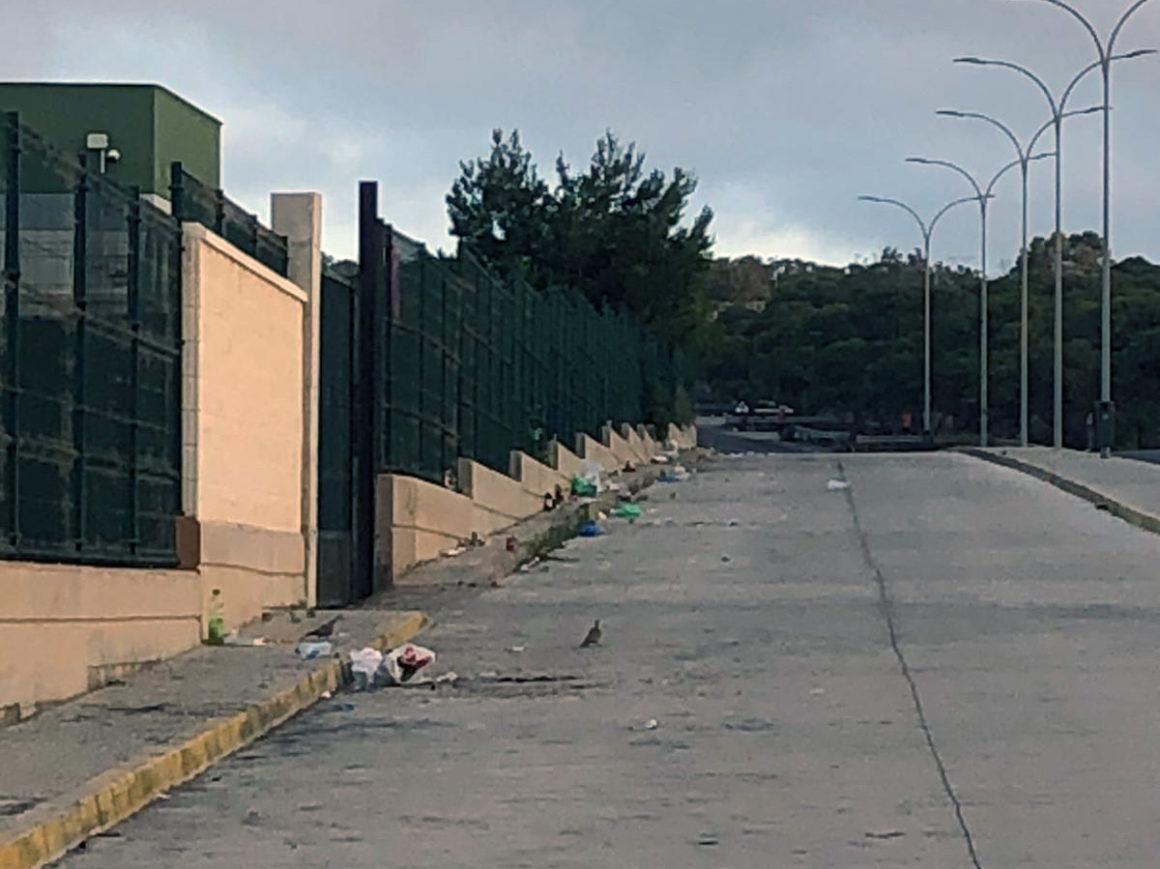 La Consejería pide la colaboración ciudadana para mantener limpio el entorno de Rostrogordo