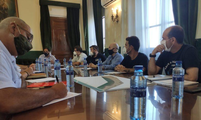 La Consejería de Medio Ambiente convoca el Comité de Gestión de Playas