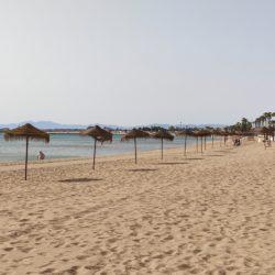 Las playas de Melilla sí cumplen los criterios de calidad del agua que exige Bandera Azul