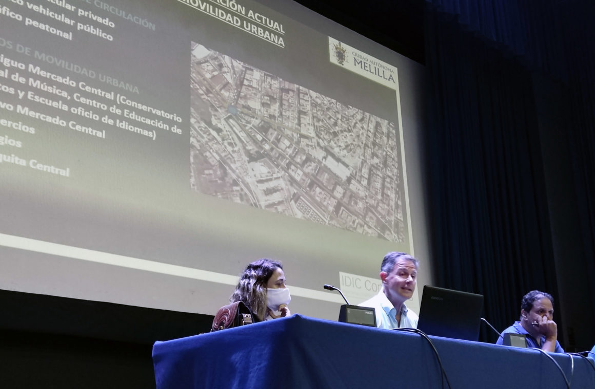 Medio Ambiente presenta el anteproyecto de remodelación del Rastro