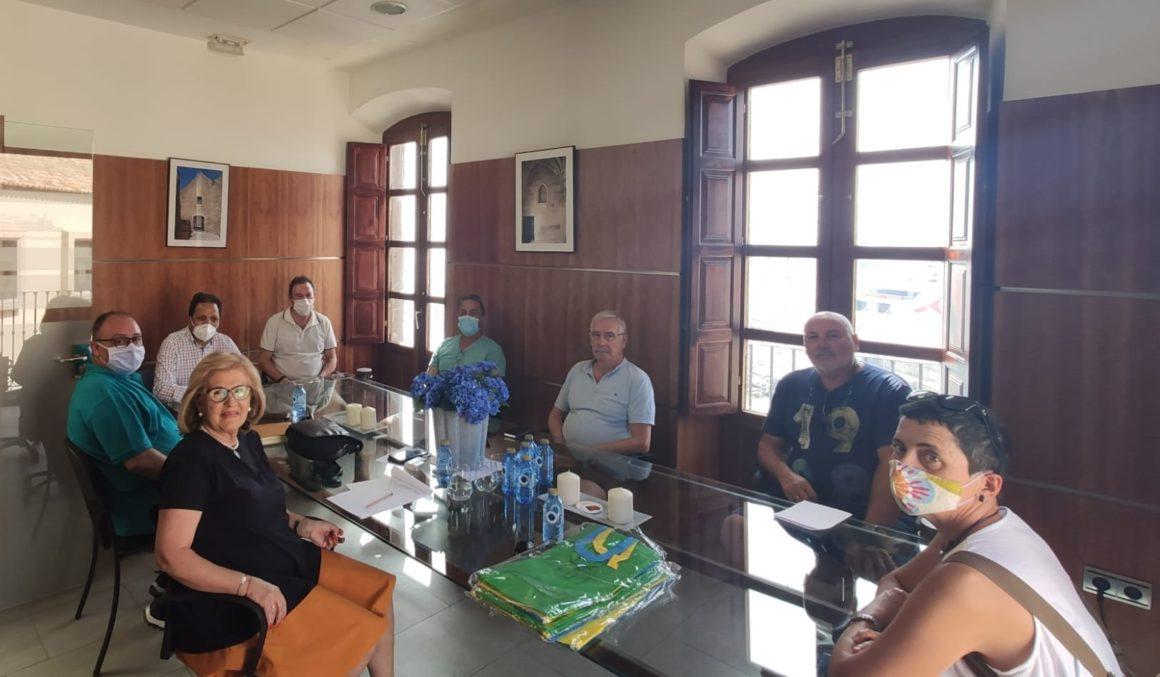 La Consejería implanta la recogida selectiva de residuos en Melilla la Vieja