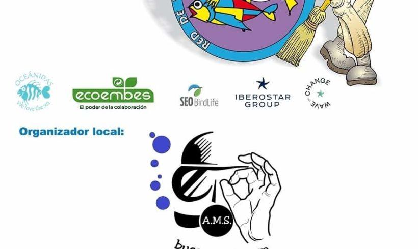 Medio Ambiente colabora con Buceo Melilla en el Proyecto Libera