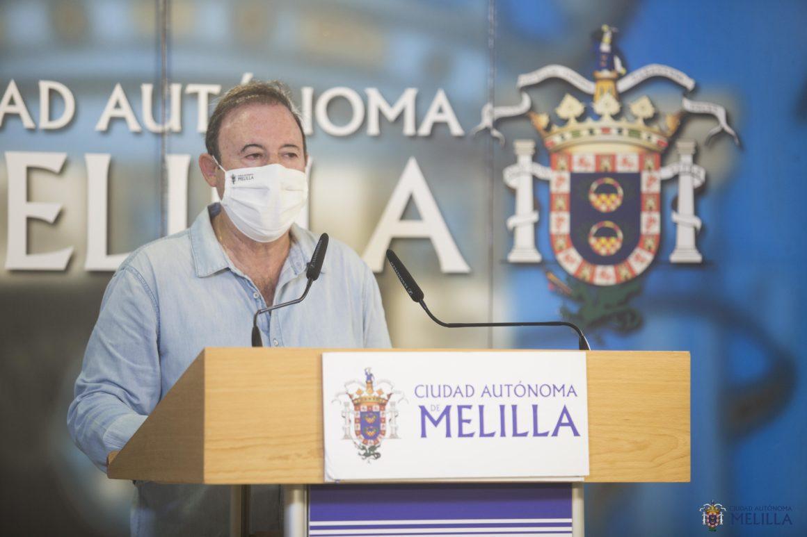 El Programa Moves II fomenta la movilidad eficiente en Melilla con cuatro líneas de ayudas y 180.431 euros de presupuesto