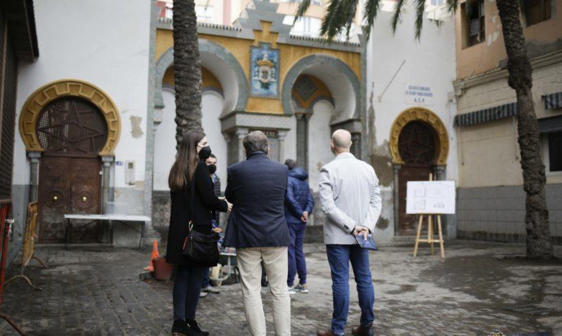 Medio Ambiente invierte 71.000 euros en la renovación de la Plaza del Bombillo