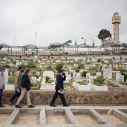 La Consejería de Medio Ambiente y Sostenibilidad culmina las obras de ampliación del cementerio musulmán