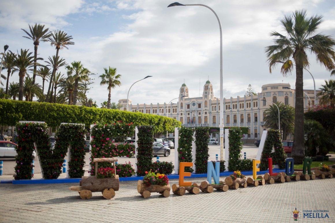 La Consejería de Medio Ambiente y Sostenibilidad presenta el evento Melilla en Flor