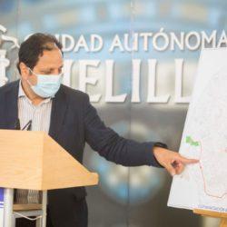 La Consejería de Medio Ambiente saca a licitación las OBRAS DE AMPLIACIÓN DEL TRATAMIENTO DE AGUA TERCIARIA DE LA EDAR DE MELILLA.